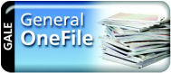 General OneFile logo